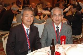 水高百周年祝賀会(2010年10月)