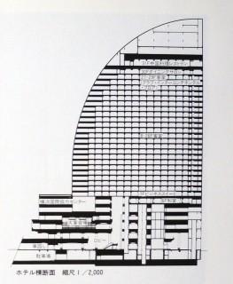 パシフィコ(断面図)