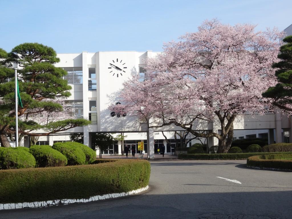 水沢高等学校